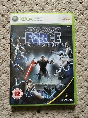 Star Wars: The Force Unleashed Xbox 360/ Xbox one
