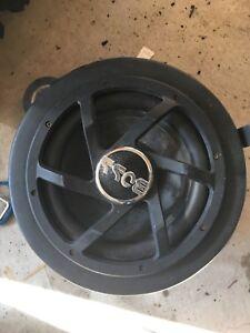 10 inch Sub & Amp