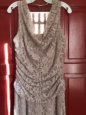Mother of the Bride Dress Size 14. $70.
