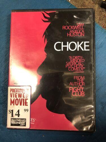 Choke DVD LIKE NEW - $2.00