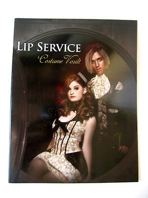 *Lip Service 2011 Costume Vault Cosplay Halloween Catalog Book](Halloween Costume Catalogs)
