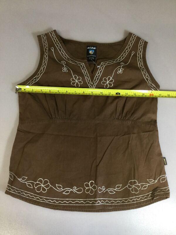 Kuhl Womens Size Small S Hiking Shirt  (6910-93)