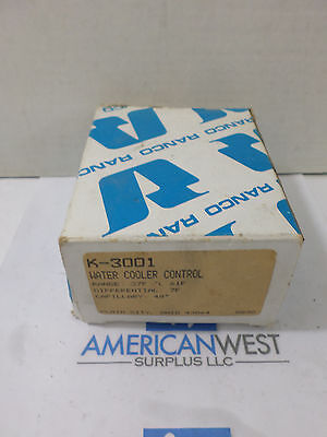 Used Ranco K-3001 Water Cooler Control Capillary 48