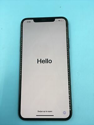 Apple iPhone 11 Pro Max - 256GB - Space Gray (Unlocked) A2161 (CDMA + GSM) S79