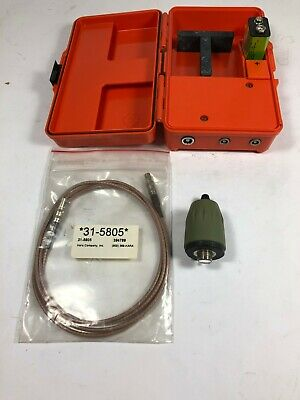 Wild Theodolite T2 Round Plug Geb63 Battery Box Cable Light Fixture Geb58