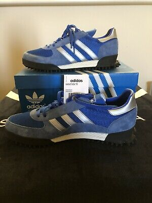 Adidas Originals Marathon TR Blue UK 9.5