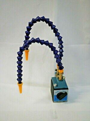 Magnetic Base W 2 Coolant Hoses New 1026033