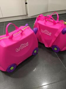 trunki sit on toddler carry luggage Medindie Walkerville Area Preview