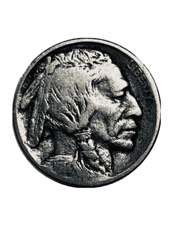 1914d Buffalo Nickel Natural Key Date*2272