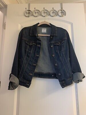 Old Navy Denim Jean Jacket Size Small