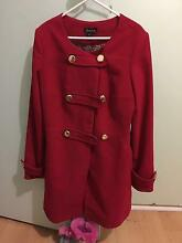 New red coat Durack Brisbane South West Preview