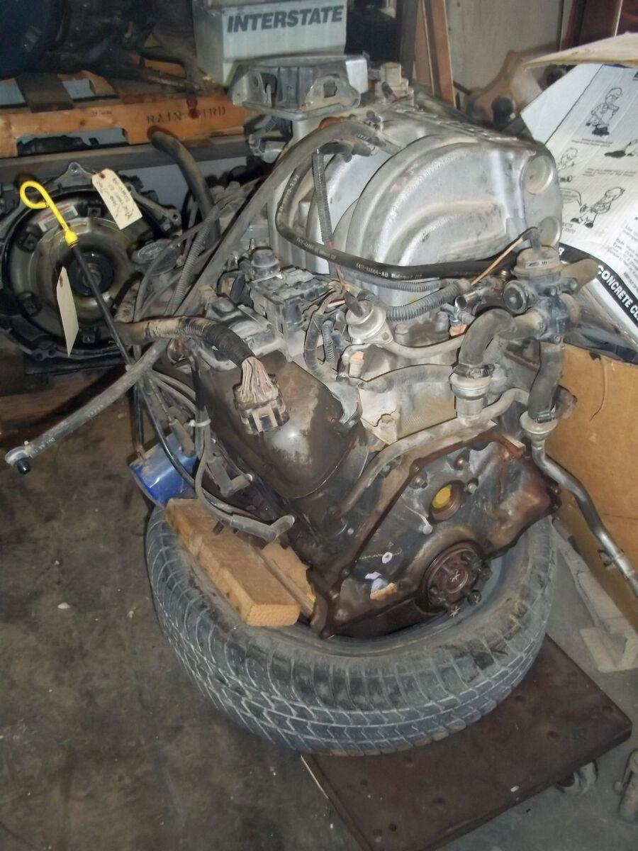 94 95 Ford F150 F250 Pickup Truck E150 E250 Econoline Van Bronco 5 0L 302 Engine