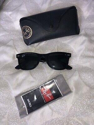 Ray Ban Sunglasses Men Justin Black
