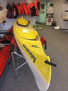Aussie Canoe Co.  double fibreglass canoe West Gosford Gosford Area Preview