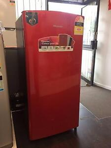 HISENSE 157L IN RED BAR FRIDGE WITH 12 MONTHS WARRANTY Dandenong Greater Dandenong Preview