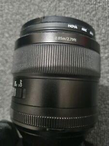 Sony fe 85 1.4 lens sale