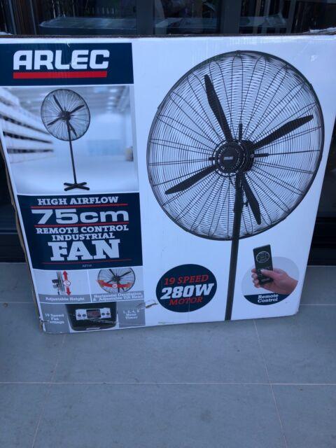 Arlec High Airflow 75cm Fan Air Conditioning Heating Gumtree Australia Brisbane North East Newstead 1191860764