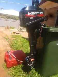 Mercury 15hp outboard motor Salisbury Salisbury Area Preview