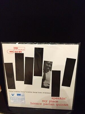 Horace Parlan, Speakin' My Piece, 45rpm, 2 LP's, Numbered Edition, SEALED, OOP!