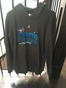 Woman's Bluejays sweater