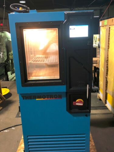 Thermotron S4-8200 Temperature Chamber 4 cf /-70  to+ 180 C/ 2015 /4 mo wrty