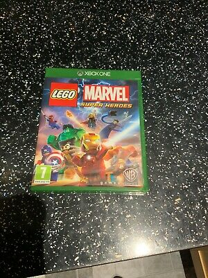 XBOX ONE 1 Game Lego Marvel Super Heroes