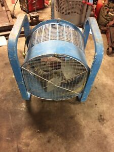 Industrial fan 20""