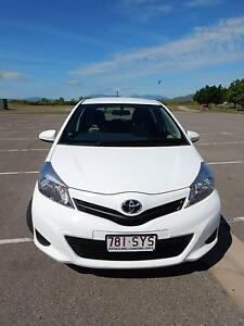2013 Toyota Yaris Hatchback North Ward Townsville City Preview