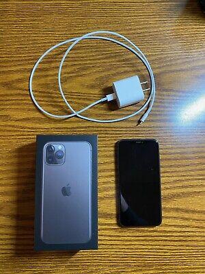 iphone 11 pro 256gb verizon