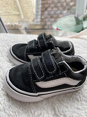 infant vans size 5