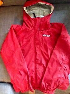 Manteau de pluie Marmot Xs rouge