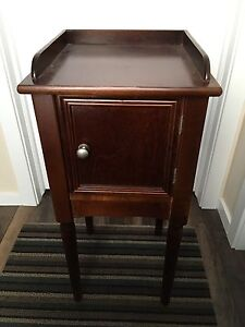 Antique Side Table / Telephone Table