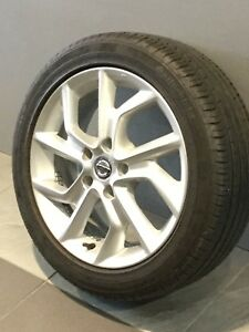 """NISSAN PULSAR SSS TURBO 17"""" GENUINE ALLOY WHEELS AND TYRES Carramar Fairfield Area Preview"""