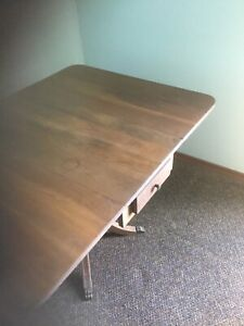 Antique Double wing Table