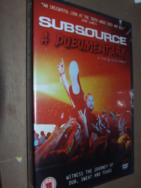SUBSOURCE - A Dubumentary  DVD  NEW AND SEALED