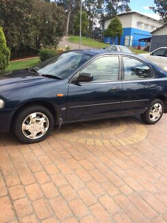 Ford laser liata manual MARCH rego Maryland 2287 Newcastle Area Preview