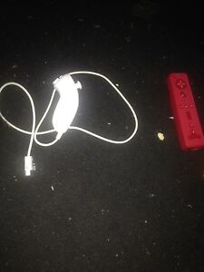 Wii motion plus and nunchuck