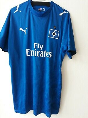 HAMBURG FC 2006/2007 AWAY FOOTBALL SHIRT JERSEY GERMANY image