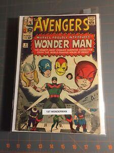 Avengers 9 comic