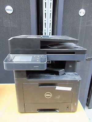Dell B2375DNF A4 Mono MFP AIO USB LAN Laser 38ppm Printer Scan Copy TRAY STUCK