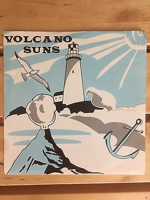 Volcano Suns  Sea Cruise F V Greasy Spine 7  1986 Homestead Records