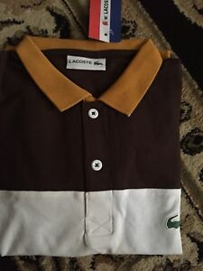 Lacoste polo medium size