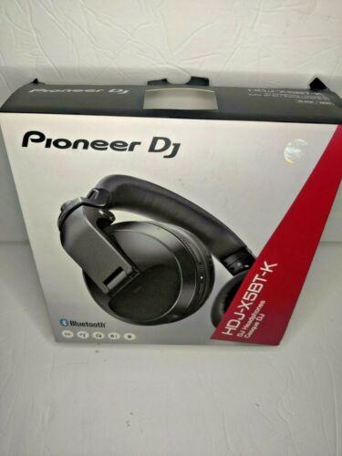 Pioneer DJ Headphones, Black HDJ-X5BT-K