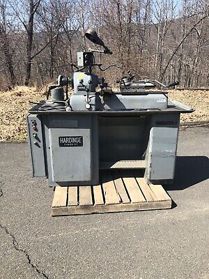 Hardinge Dsm59 Collet Turret Lathe Variable Speed Coolant Pump Dsm 59