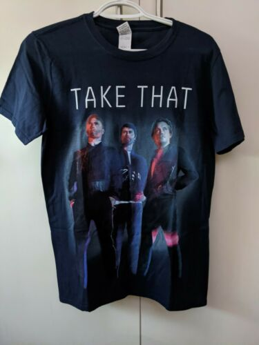Take That Live 2015 (Group Photo) T-Shirt - Med - New/Unworn