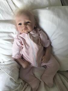 Reborn baby doll Toorak Stonnington Area Preview