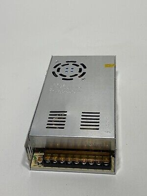Universal Switching Power Supply 12v 30a Dc Regulated 360w S-360-12 Fast