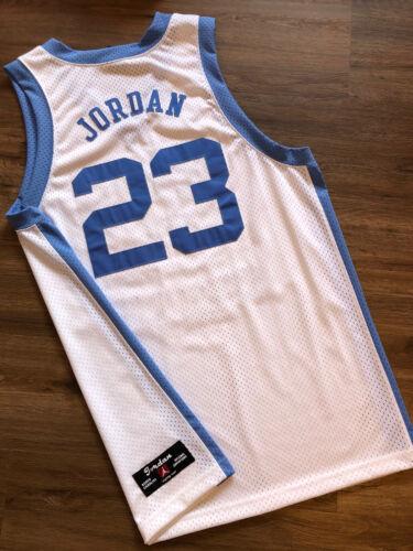Michael Jordan Trikot, NBA Trikot, Jersey, Basketballtrikot, North Carolina