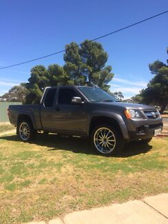 Holden RC Colorado lx space cab  .WILL TRAVEL FOR RIGHT BUYER.