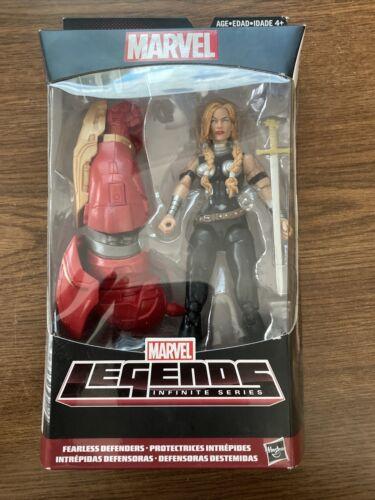 Merveilles Valkyrie Legends Infinite Series BAF Fearless Defenders Hulkbuster NEW IN BOX